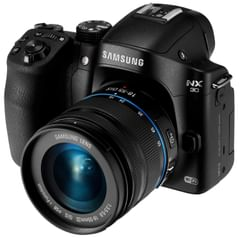 Samsung Smart NX30 20.3MP Mirrorless Camera (18-55mm Lens)