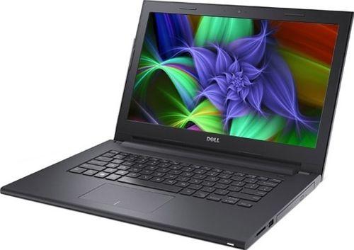 Dell Vostro 3445 Laptop (AMD E1/ 4GB /500GB/AMD HD Graph/DOS)