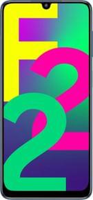 Samsung Galaxy F22 vs Samsung Galaxy F12