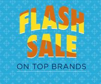 Myntra Flash Sale On Top Brands : Min. 50% - 70% OFF