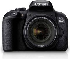 Canon EOS 800D DSLR Camera Kit (EF S18-55 IS STM)