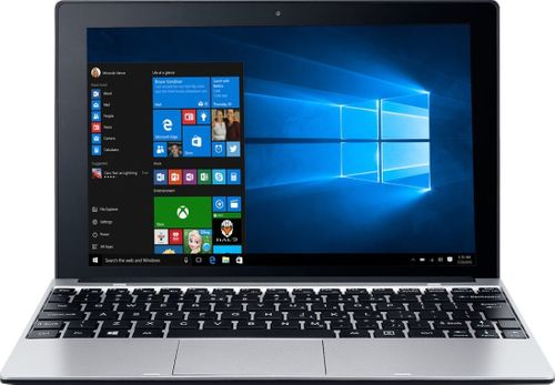 Acer One S1001 (NT.G86SI.002) Laptop (4th Gen Atom Quad Core/ 2GB/ 32GB eMMC/ Win10/ Touch)