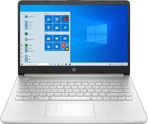 HP 14s-fq1030AU Laptop (AMD Ryzen 5/ 8GB/ 512GB SSD/ Win10 Home)