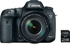 Canon EOS 7D Mark II Digital SLR Camera with 18-135mm IS USM Lens