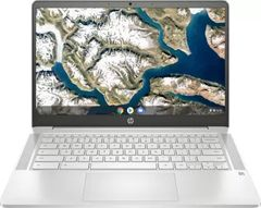 HP 14a-na0003tu Laptop (Celeron Dual Core/ 4GB/ 64GB eMMC/ Chrome OS)