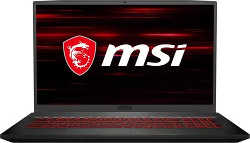 MSI GF75 Thin 9SCSR-456IN Gaming Laptop (9th Gen Core i7/ 16GB/ 1TB 256GB SSD/ Win10 Home/ 4GB Graph)