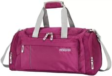 American Tourister X Bags Travel Duffel Bag  (Maroon)