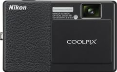 Nikon Coolpix S70 12.1MP Digital Camera