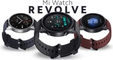 Price Down: Mi Watch Revolve with Premium Design at Rs. 8,999 + FLAT Rs. 750 Bank OFF via AXIS Bank Card