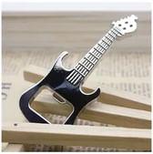 Creative Metal Guitar-shaped Beer Opener