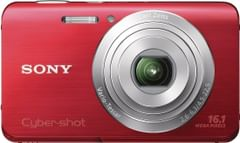 Sony Cyber-shot DSC-W650 16.1MP Digital Camera