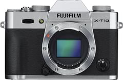 Fujifilm X-T10 Mirrorless Digital Camera (Body Only)