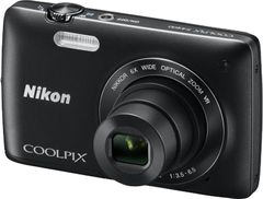 Nikon Coolpix S4400 Point & Shoot