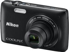 Nikon Coolpix S4400 Point & Shoot