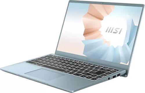 MSI Modern 14 B10MW-426IN Laptop (10th Gen Core i3/ 8GB/ 256GB SSD/ Win 10 Home)