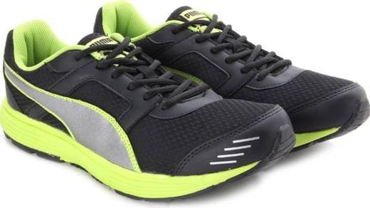 Flat 70% OFF  Puma Harbour Fashion DP Men Running Shoes (Black ... 5770e812e