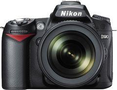 Nikon D90 SLR (AF-S 18-105mm VR Kit Lens)