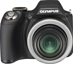 Olympus SP-590UZ 12MP Digital Camera