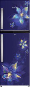 Voltas Beko RFF2753EBE 251 L  3 Star Inverter Double Door Refrigerator