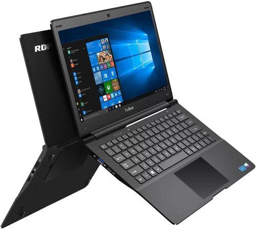 RDP ThinBook 1310-EC1 Laptop (Atom Quad Core/ 4GB/ 32GB eMMC/ Win10)