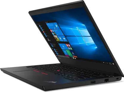 Lenovo ThinkPad E14 20RAS0KY00 Laptop (10th Gen Core i5/ 8GB/ 1TB 128GB SSD/ Win10 Home)