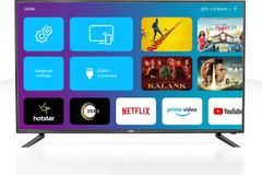 MarQ by Flipkart Innoview 49VAOUHDM 49-inch Ultra HD 4K Smart LED TV