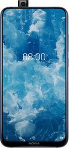 Nokia 8.2 vs Nokia 8.1 (6GB RAM+128GB)