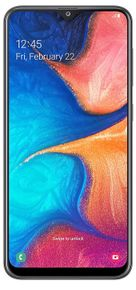 Samsung Galaxy A20 vs Xiaomi Redmi Note 8