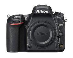 Nikon D750 DSLR Camera (Body Only)