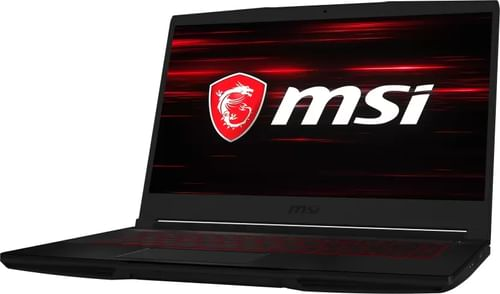 MSI Thin GF63 8SC-215IN Gaming Laptop (8th Gen Core i5/ 8GB/ 512GB SSD/ Win10 Home/ 4GB Graph)