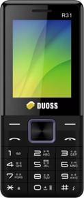 Realme X7 Max vs DUOSS R31