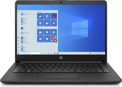HP 14s-cs0001TU Laptop (8th Gen Core i3/ 4GB/ 256GB SSD/ Win10 Home)