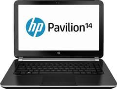 HP Pavilion 14-n232TU Laptop (4th Gen Ci3/ 4GB/ 500GB/ Win8.1)