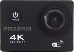 Padraig Ultra HD 4K Sports and Action Camera