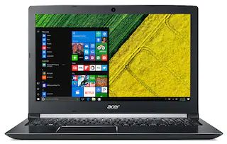 Acer Aspire E15 E15-576 (NX.H73SI.001) Laptop (7th Gen Ci3/ 4GB/ 1TB/ Win10)