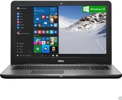 Dell Inspiron 5000 5567 Notebook (7th Gen Core i5/ 8GB/ 1TB/ Win10)