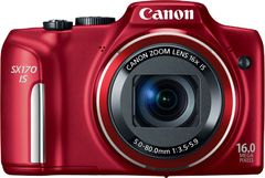 Canon PowerShot SX170 IS Advance Point and Shoot