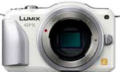 Panasonic Lumix DMC-GF5W Mirrorless (14-42mm Lens)