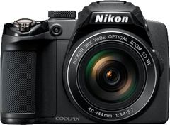 Nikon Coolpix P500 Point & Shoot
