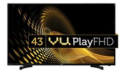 Vu 43PL 43-inch Full HD Smart LED TV