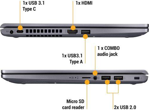 Asus VivoBook 14 M409DA-EK147T Laptop (Ryzen 5-3500U/ 8GB/ 256GB SSD/ Win10)
