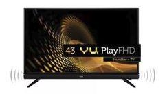 VU 4043F (43-inch) Full HD LED TV