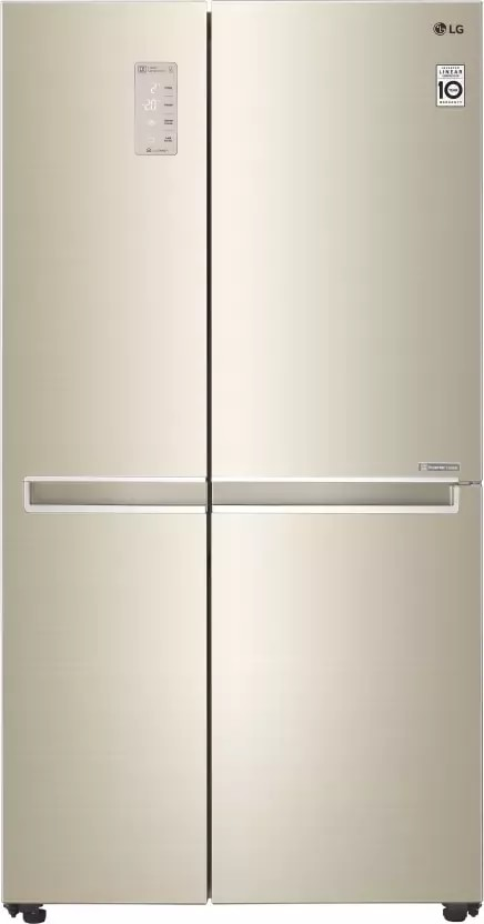 Lg Gc B247svuv 687 L Side By Side Refrigerator Best Price In India