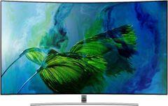 Samsung QA55Q8C (55-inch) Ultra HD 4K Curved QLED Smart TV