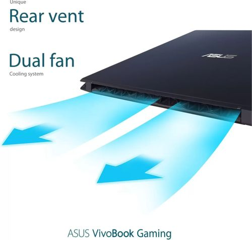 Asus VivoBook F571GT-AL318T Gaming Laptop (9th Gen Core i7/ 16GB/ 512GB SSD/ Win10/ 4GB Graph)