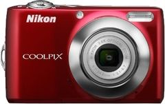 Nikon Coolpix L24 Point & Shoot Camera