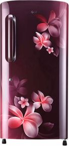 LG GL-B221ASPD 215 L 3 Star Single Door Refrigerator