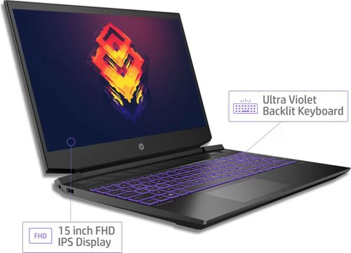 HP Pavilion 15-ec0062AX Gaming Laptop (AMD Ryzen 5/ 8GB/ 1TB 128GB SSD/ Win 10/ 3GB Graph)