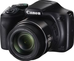 Canon PowerShot SX540 Wi-Fi Digital Camera