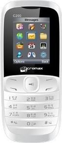Micromax C200 CDMA